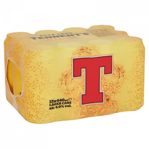 Tennents Lager - 12 pack