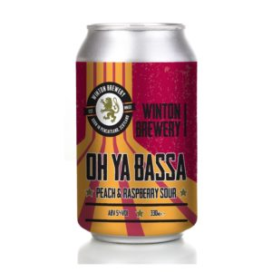 Buy, Winton Brewery Oh Ya Bassa, 330ml