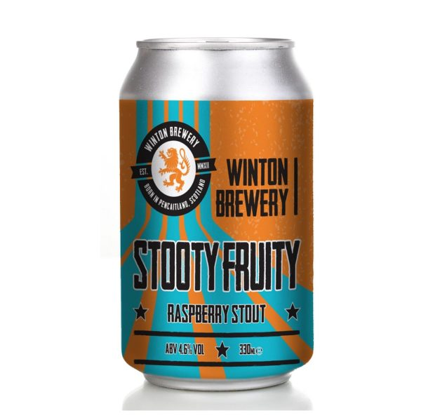 Buy Craft beer, Winton Brewery, Stooty Fruity 330ml can