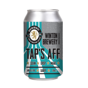 Winton Brewery,Tap's Aff 330ml