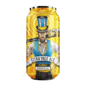 Yellobelly,Citra craft beer 440ml